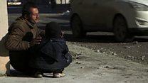 အလက်ပိုမြို့ထဲက ဒုက္ခသည်တွေရဲ့အခြေအနေ