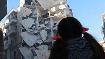 O preocupante desaparecimento de família que tuitava os horrores da guerra em Aleppo