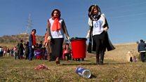 ابتکار جوانان کابل، برای تشویق کارهای داوطلبانه