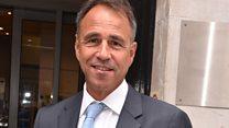 Anthony Horowitz: New Bond book has 'killer' first line