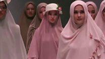 حجاب:مذہب اور فیشن ساتھ ساتھ