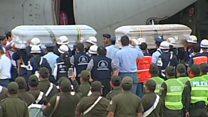 Bodies returned home after fatal plane crash