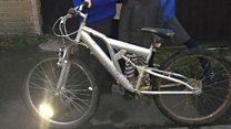 Lost and found: the return of a very special bike