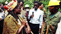 Wangari Maathai Wins Nobel Prize