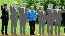 """Исчезающие лидеры """"Большой семерки"""""""