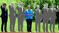 G-7'de yaprak dökümü