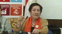 صد زن: نگاهی به کارنامه گلجهان بابا صادقوا چهره سیاسی تاجیکستان