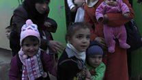 د حلب جګړه او پر خلکو يې اغېز
