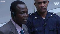Dominic Ongwen face à la CPI
