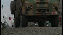 وضعیت آوارگان در منطقه تاریخی دیاربکر