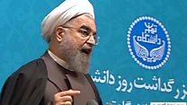 تأکید حسن روحانی بر آگاهی رهبر ایران از جزئیات مذاکرات هستهای