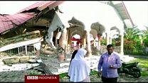 Rekaman video saat gempa 6,5 SR mengguncang Aceh