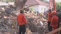 Землетрус на півночі Індонезії