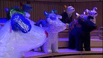 Snowdogs raise £259,000 for hospice