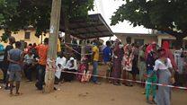 Rahoto kan yadda ake gudanar da zabe a birnin Kumasi