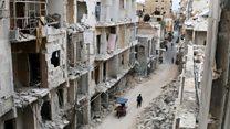 अलेप्पो: विद्रोहियों ने छोड़ा पुराना शहर