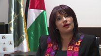 """رئيسة نيابة فلسطينية تتحدى القوانين """"المجحفة"""" للمرأة"""