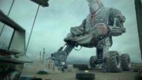 'Robô Trump' mata mexicanos em filme que zomba de planos para construir muro