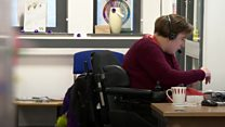 'See past my disability, give me a job'