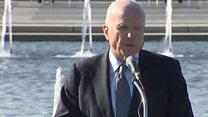 「真珠湾は世界を永遠に変えた」 マケイン米上院議員
