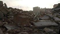 அலெப்போ: அரச படைகள் முன்னேற்றம், ஆனாலும் தொடரும் அவலங்கள்