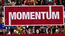 Could Momentum become its own party?