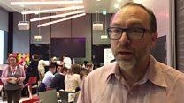 3 claves para hacer internet más diversa, según el fundador de Wikipedia, Jimmy Wales