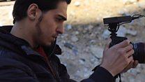 Відеокамера як зброя: журналісти фільмують життя у Алеппо