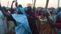 تراث سكان النيل الأزرق يرافقهم إلى النزوح