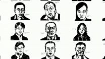 视频:世界人权日中国被捕人权律师命运如何?