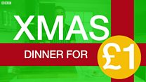 Can you cook a Christmas meal for a pound?