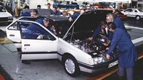 Coventry's car-making heyday remembered