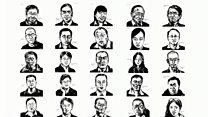 นักกฎหมายด้านสิทธิมนุษยชนจีนอยู่ที่ไหน?
