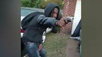 'Mannequin Challenge' com cena de tiroteio acaba em prisão nos EUA