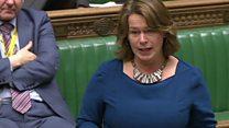 اولین بیان یک ماجرای تجاوز در پارلمان بریتانیا