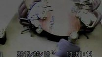 US church gunman: 'I did it'