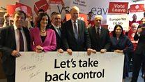 Are political slogans 'jingoistic claptrap'?