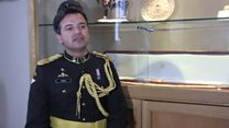 'Historic' Sandhurst role for Pakistani officer