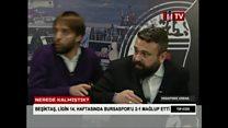 Истанбул портлаши ТВга тушиб қолди