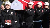 حداد في تركيا بعد تفجيرين في اسطنبول