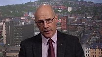 Swinney: SFA should set up abuse inquiry