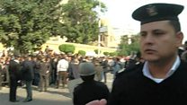 26 قتيلا في انفجار بكنيسة ملحقة بالكاتدرائية المرقسية في القاهرة