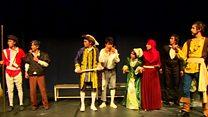 نگاهی به وضعیت تئاتر در افغانستان