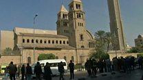 دهها کشته و زخمی و انفجار بزرگترین کلیسای مصر در قاهره
