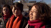 「カメラの前で泣けと」――中国の人権派弁護士ら拘束から1年 安否気遣う家族