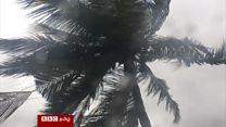 சென்னையை நெருங்கிய வர்தா புயல்