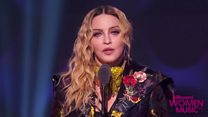 Madonna: I stand before you as a doormat