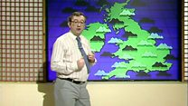 Archive: Ian McCaskill presents the weather