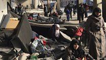 شورشیان مخالف دولت از محله 'شیخ سعید' حلب هم بیرون رانده شدند
