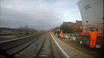 Watch in 60 seconds new Oxford rail link